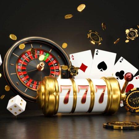 Att hålla utkik efter när du väljer casino